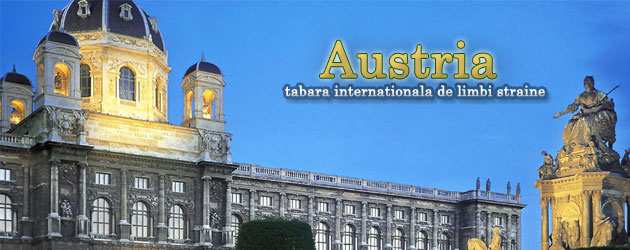Austria - tabara limbi straine