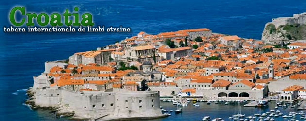 Croatia - tabara internationala de limbi straine